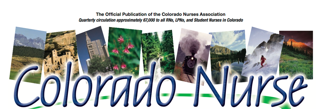 Colorado Nurses Newspaper
